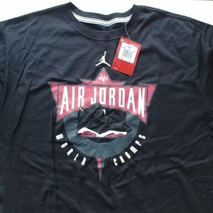 Other - Jordan 6 Mars shirt sz L